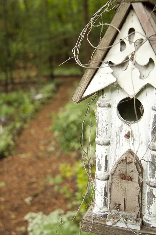 hexagon birdhouse plans